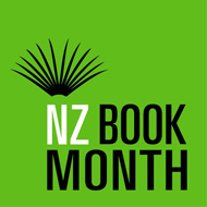 NZ Book Month logo