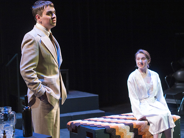I Can't Imagine Tomorrow, by Tennessee Williams, directed by Han Yu
