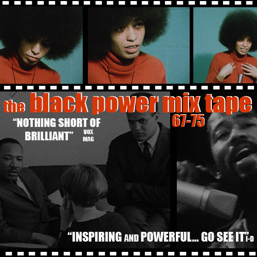 The Black Power Mix Tape 67-75
