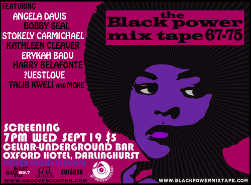 The Black Power Mix Tape 67-75 Screening 2012