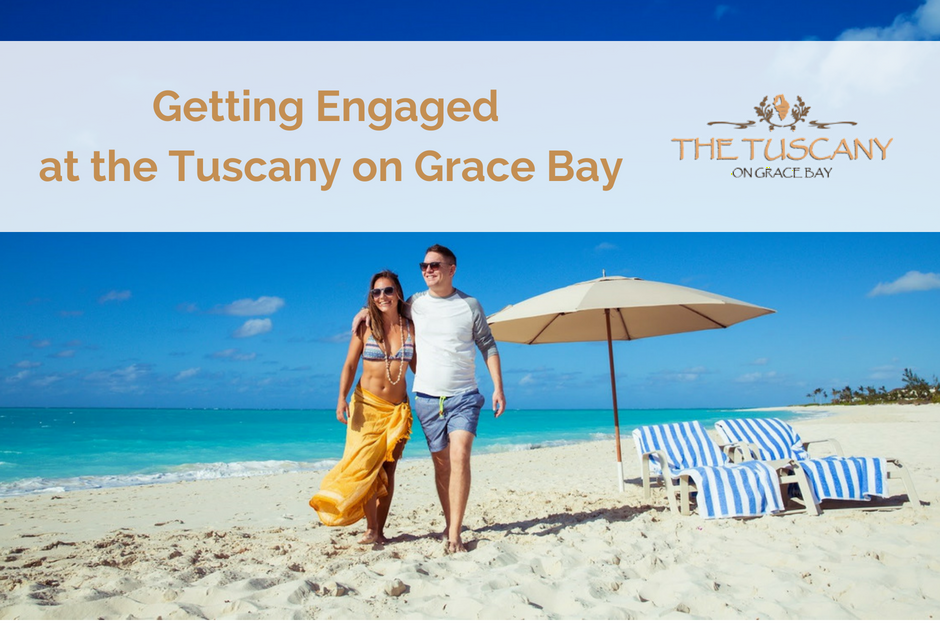 Get engaged in Turks and Caicos