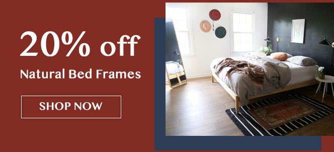 Natural Bed Frames