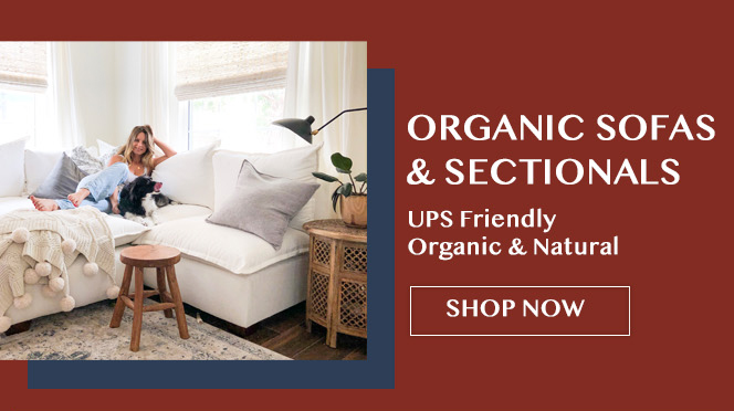 Organic Sofa