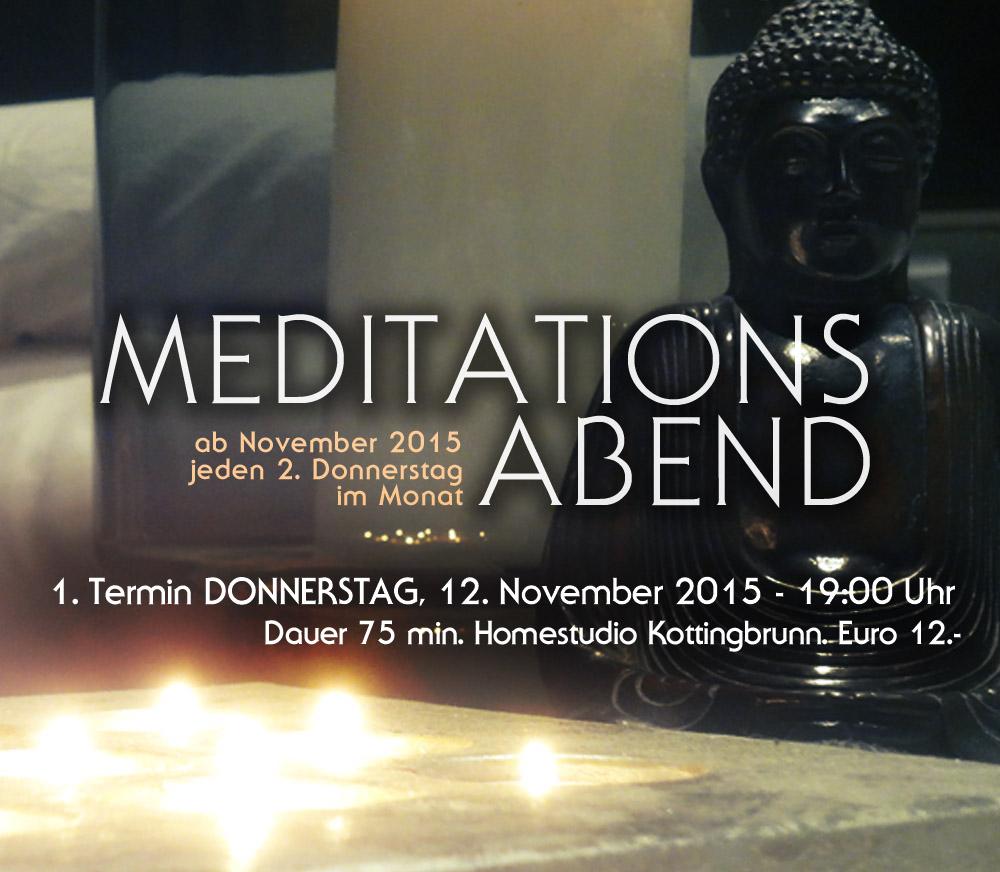 YOGA BADEN - Meditationsabend chiaradina.com