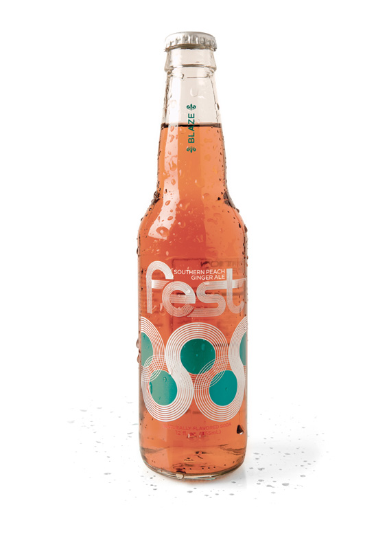 Southern Peach Ginger Ale