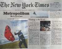 Click To Read New York Times Digital Article