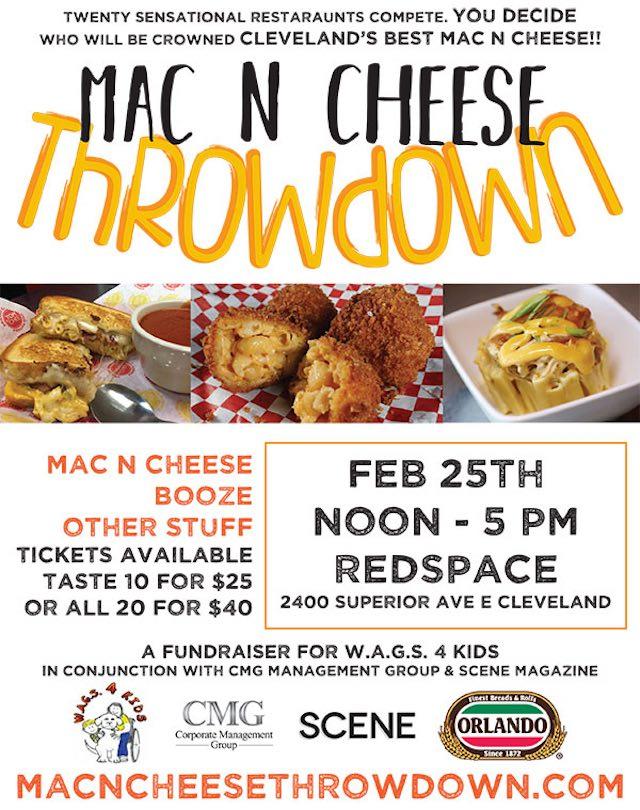 Mac N Cheese Throwdown