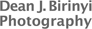 Dean Birinyi Photography Logo
