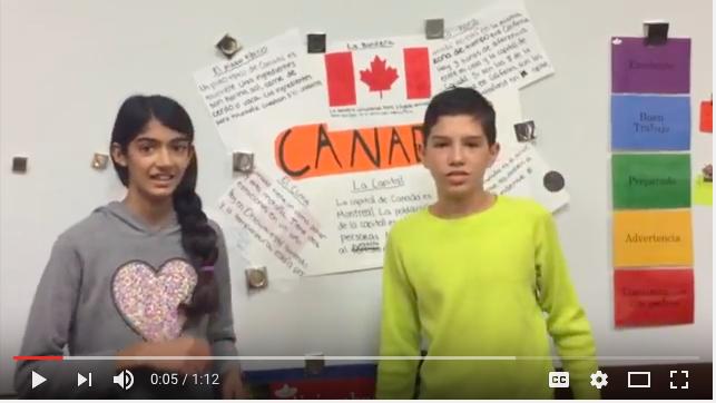 Presentacion: Canada (Alisha) 2016