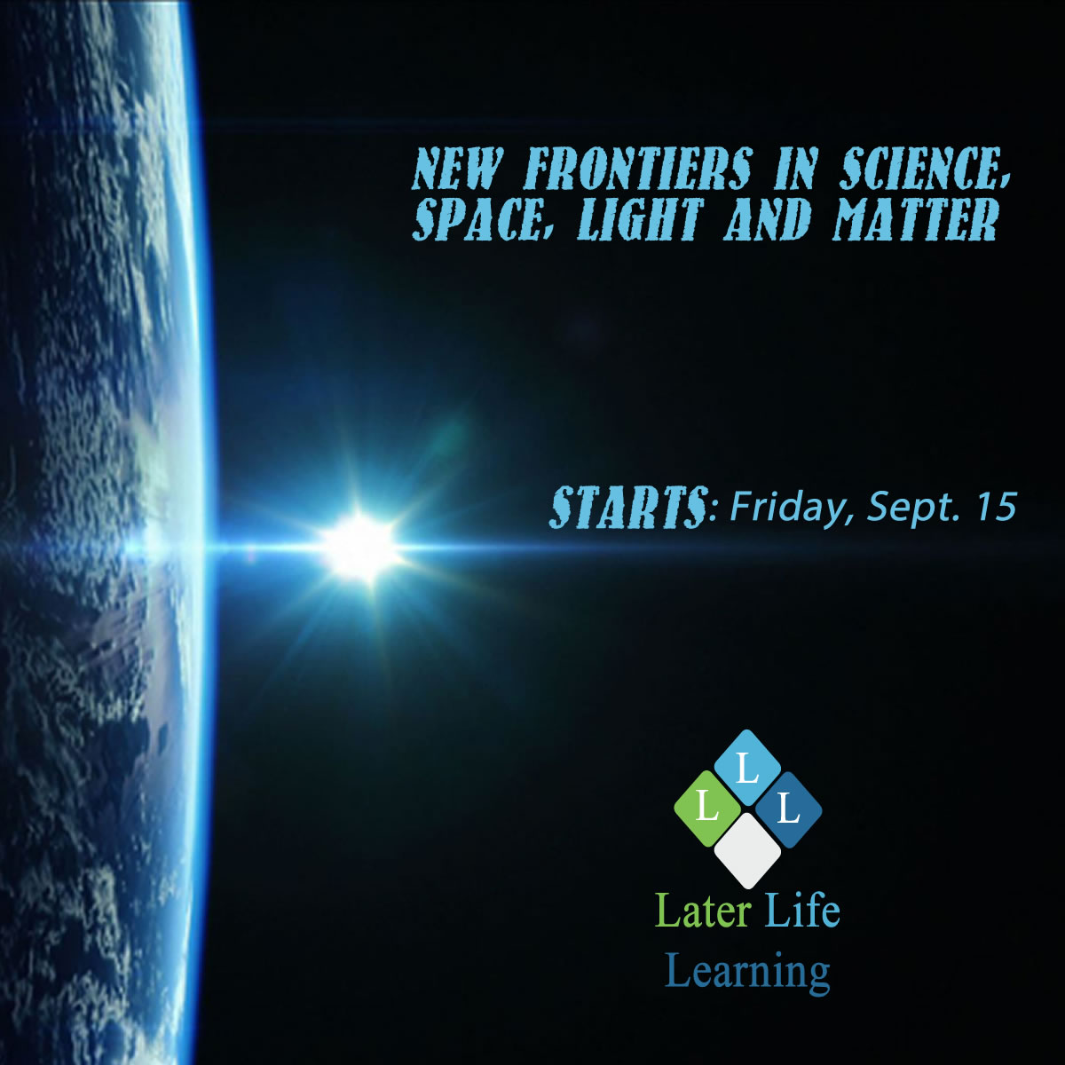 Series A  - New Frontiers in Science, Space, Light, and Matter.