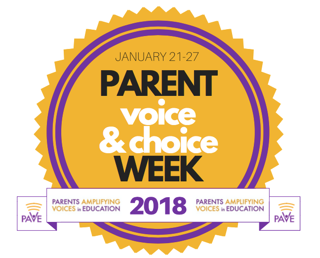 DC Parent Voice and Choice Week
