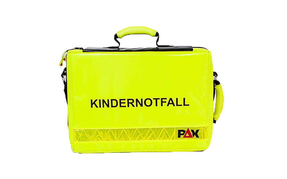 Pax Kindernotfaal Tas NEW