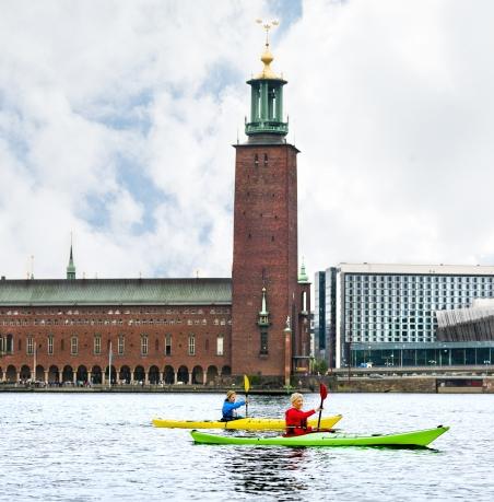 Stockholm vinnare
