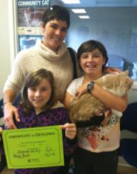 PAWSOME Kids donation