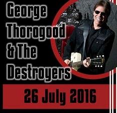 George Thorogood Concert