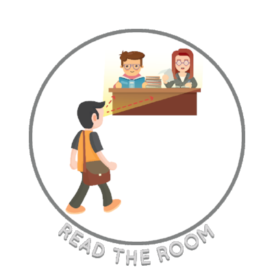 Read the Room Icon