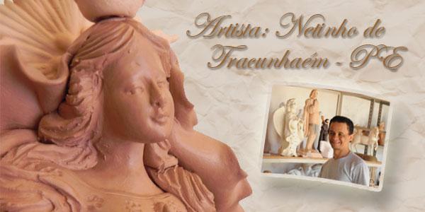 Exposição de Arte Sacra em Terracota
