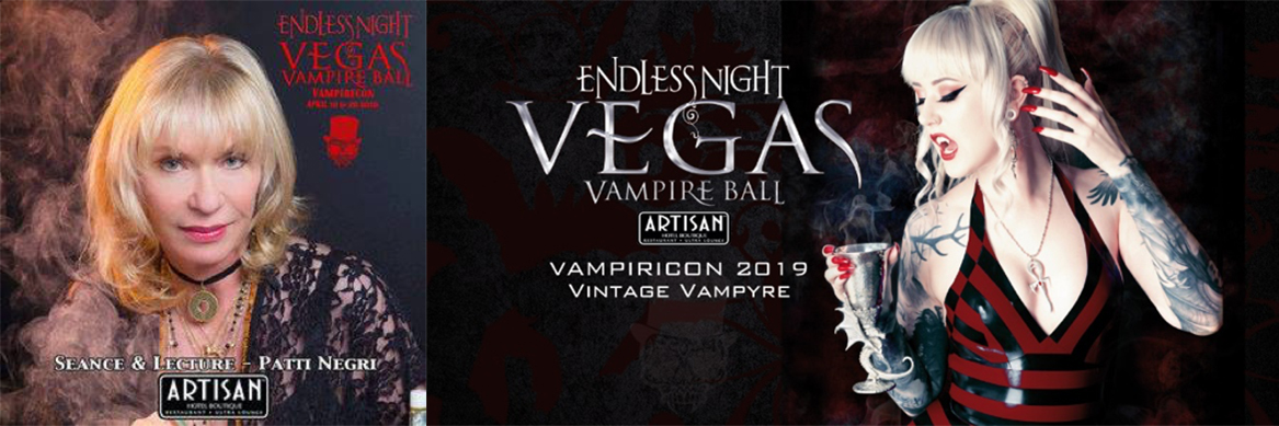 Visit Patti Negri at Vampiricon!