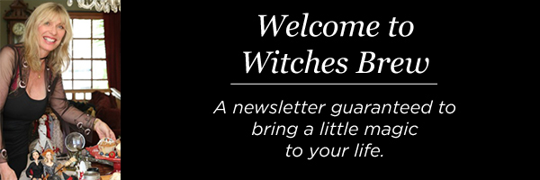 Welcome to Witches Brew, a newsletter guaranteed to bring a little magic to your life.
