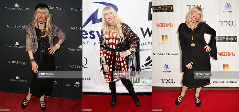 Recent Press Photos of Patti Negri