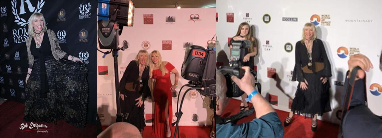 Recent Press Photos of Patti Negri