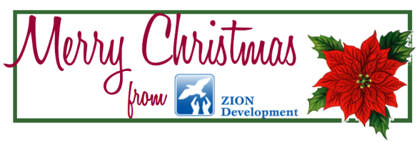 Christmas Greetings From ZION