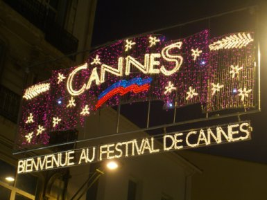 Cannes - Welcome to Cannes Film Festival