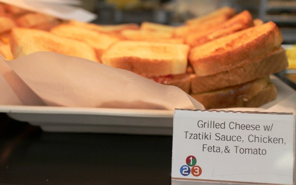 Grilled Cheese Plus