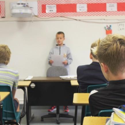 Student Council Speech 2
