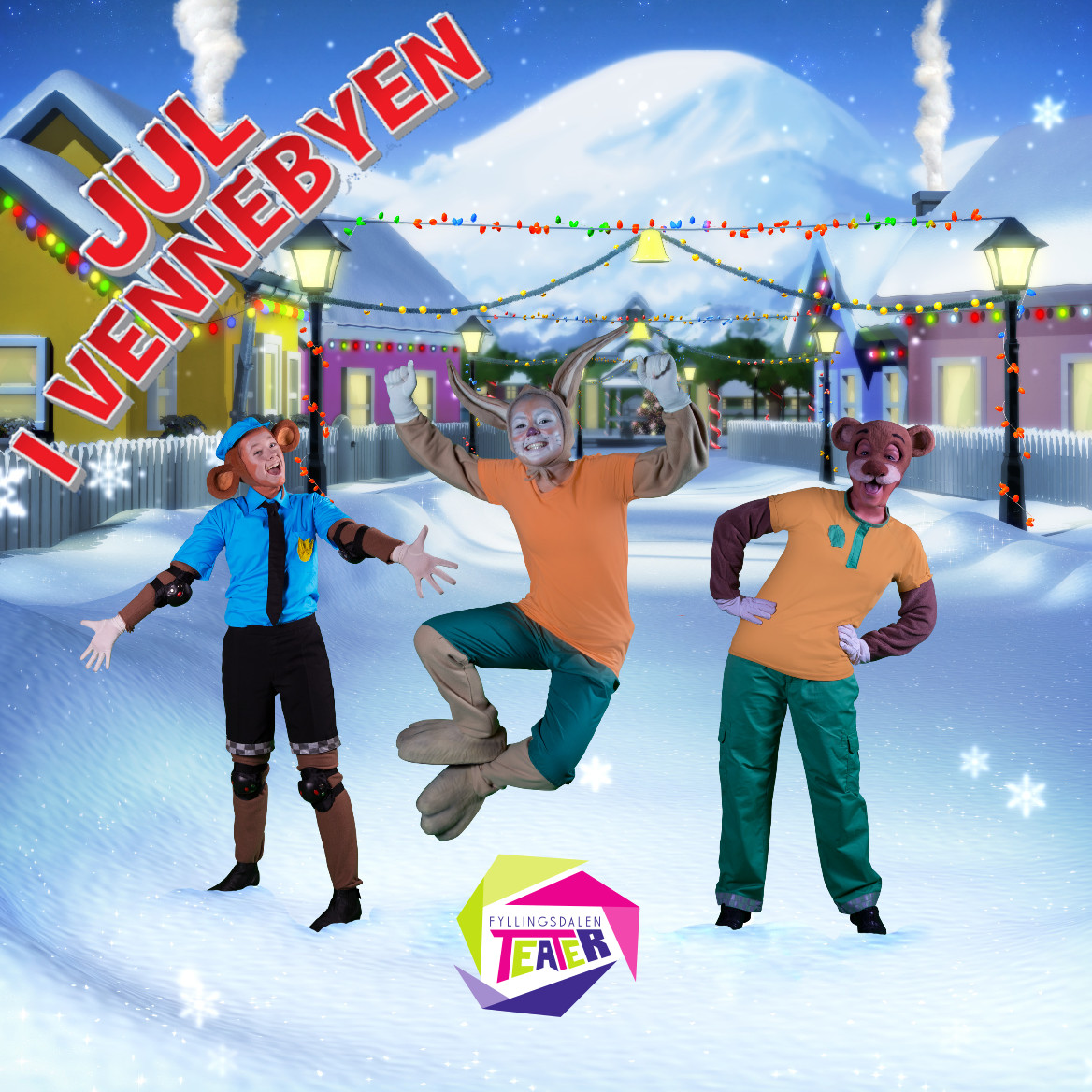 Jul i Vennebyen