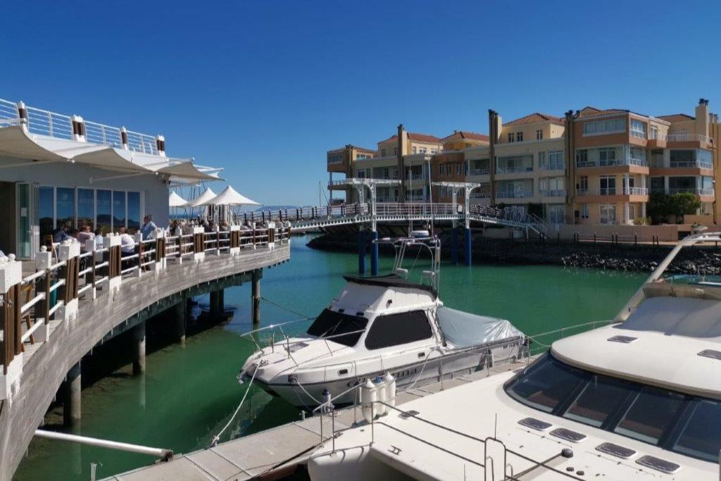 Gordons Bay Harbour