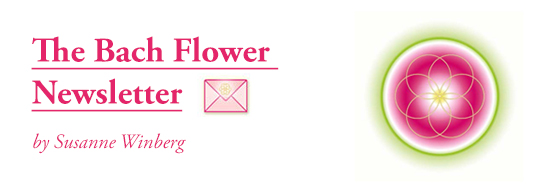 Bach Flower Newsletter