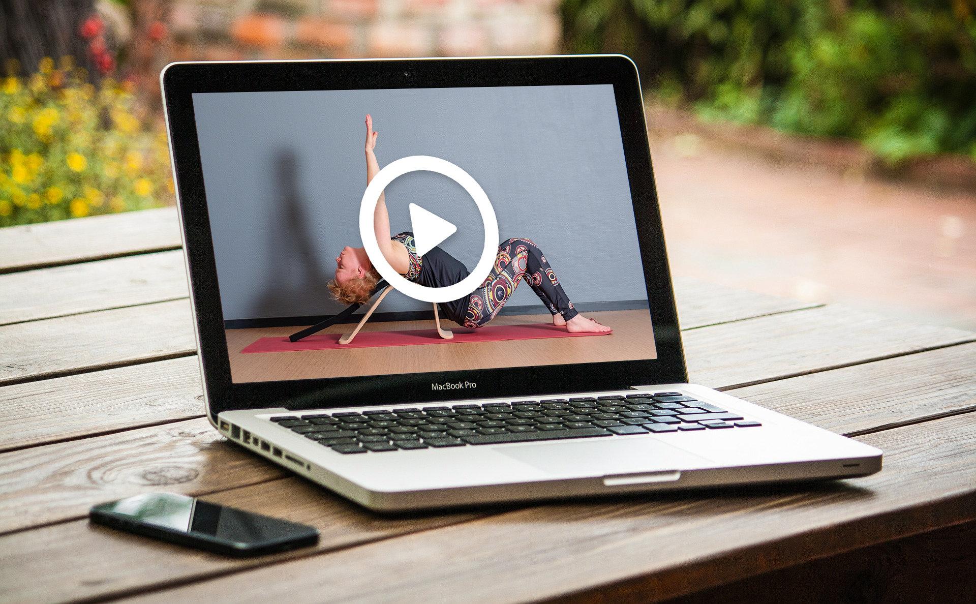 Online Critical Alignment Yoga