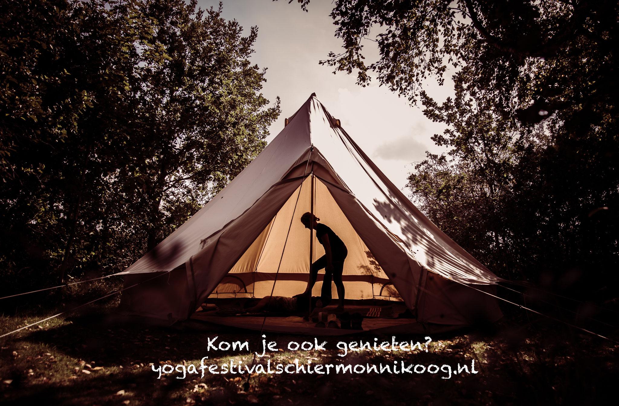 Yogafestival Schiermonnikoog Yoga Ommen 2019