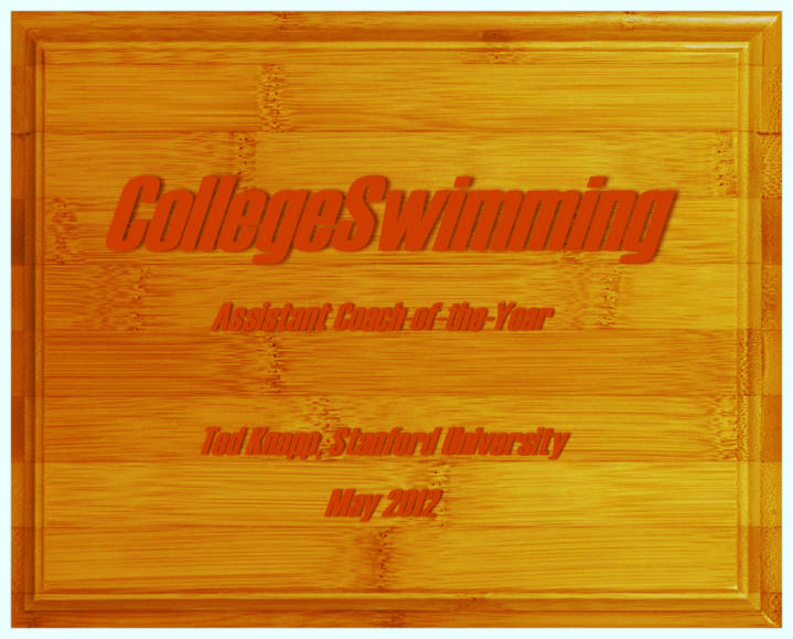 Assistant Coach of the Year Nominations - Deadline May 30