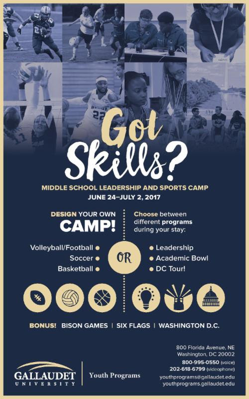 Got Skills Summer Camp