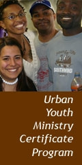 Urban Youth Ministry Certificate