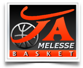 Logo JA Melesse Basket