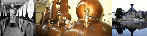 Stills and Casks