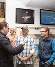 Sebastien Walker Repräsentant Flyfishing Europe Frankreich