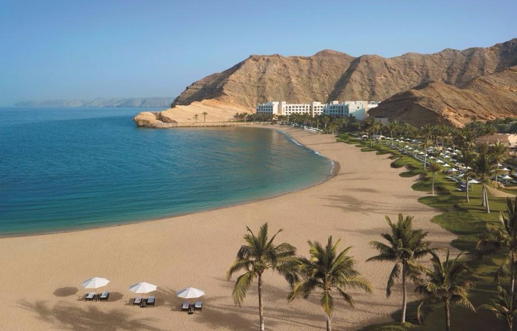 Oman - Shangri-La`s Barr al Jissah & Spa