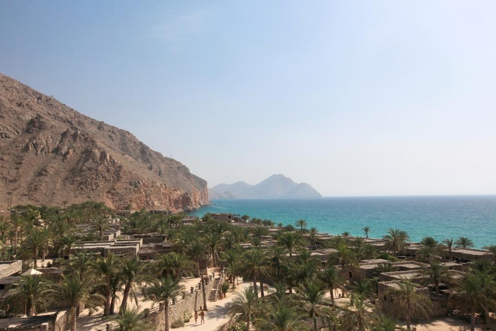 Six Senses Zighy Bay wunderschönes Hotel im Oman direkt am Strand - exklives Spa, Luxushotel Oman - Six Senses Zighy Bay
