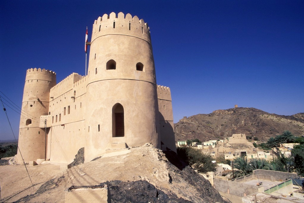 Private Rundreise Oman mit Hotel in Kombination buchen - Hotel Oman