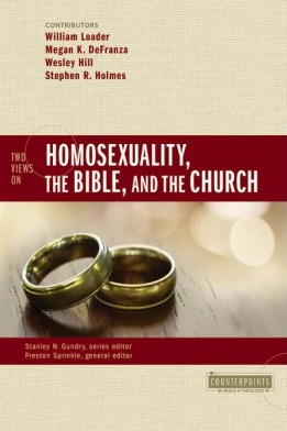 Homosexuality, the Bible, and the Church