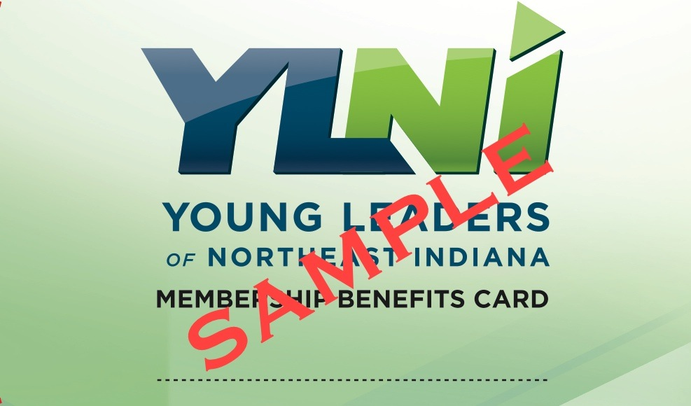 YLNI Membership Benefits Card