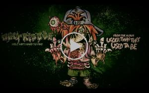 Ugly Kid Joe - Hell Aint Hard To Find (Lyric Video)