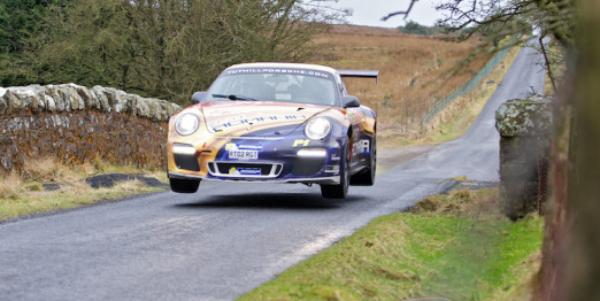 The Tuthill Porsche 911 R-GT