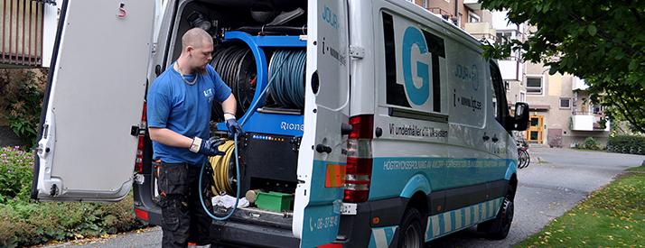LGT söker högtryckstekniker till Stockholm