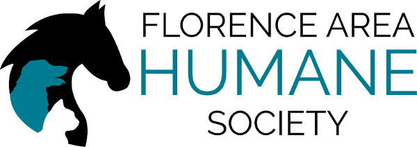 Florence Area Humane Society logo.