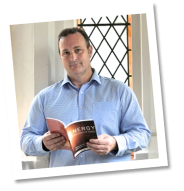Author and Energy Coach, Mark W Foster